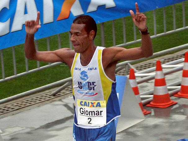 Giomar Pereira da Silva é campeão em Brasília