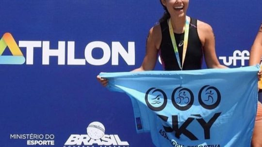 Mariana Rabischoffsky: e a mudança de vida com o triathlon