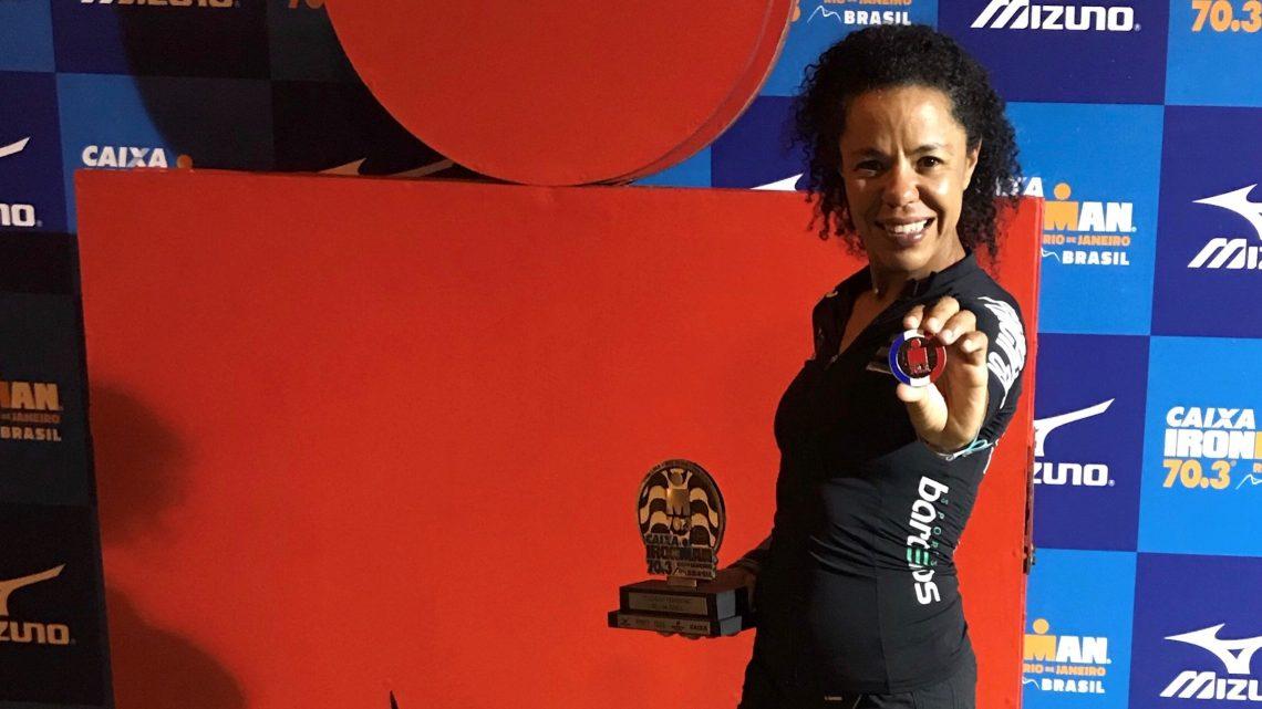 Garantida no Mundial 70.3 em Nice, Ana Luiza sonha com o Mundial de IM em Kona