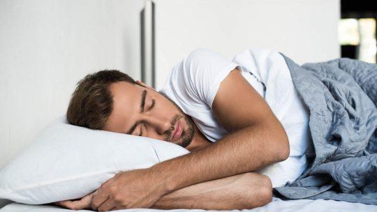 Dormir bem também é treino. E que treino!