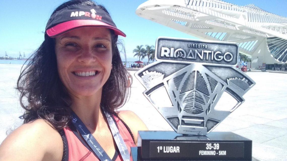 Aline Machado: 'Família é o alicerce e quando o esporte faz parte do dia-a-dia o alicerce fica mais forte'