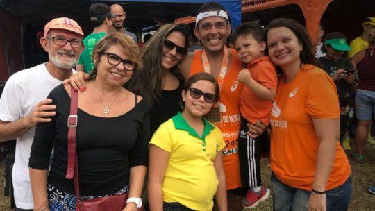 Leandro Almeida: 'Minha motivação hoje é testar meus limites e ver meus objetivos alcançados'