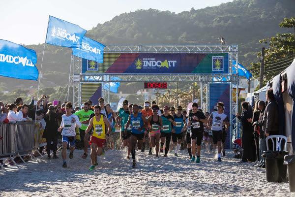 Maratona de montanha INDOMIT Bombinhas comemora 10 anos em agosto