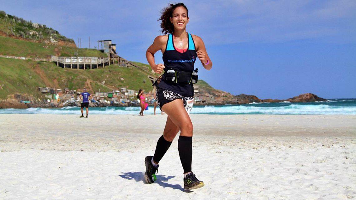 """Janaína Garrot e a WTR Arraial do Cabo: """"Toda corrida é uma festa! Eu adoro estar envolvida com isso tudo!"""""""