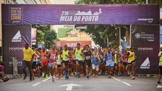 Giovani dos Santos e Jessica Ladeira brilham na Meia do Porto, no Rio