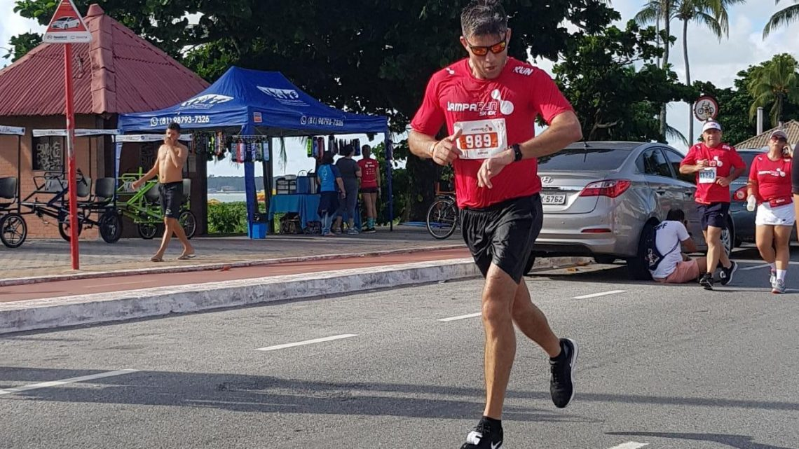 Sérgio Luis, da Go Runners: um passo de cada vez rumo aos 100K