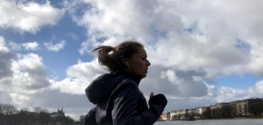 Na fria Copenhagen, Rachel Birman Tonietto estuda e se prepara para a Meia Internacional do Rio