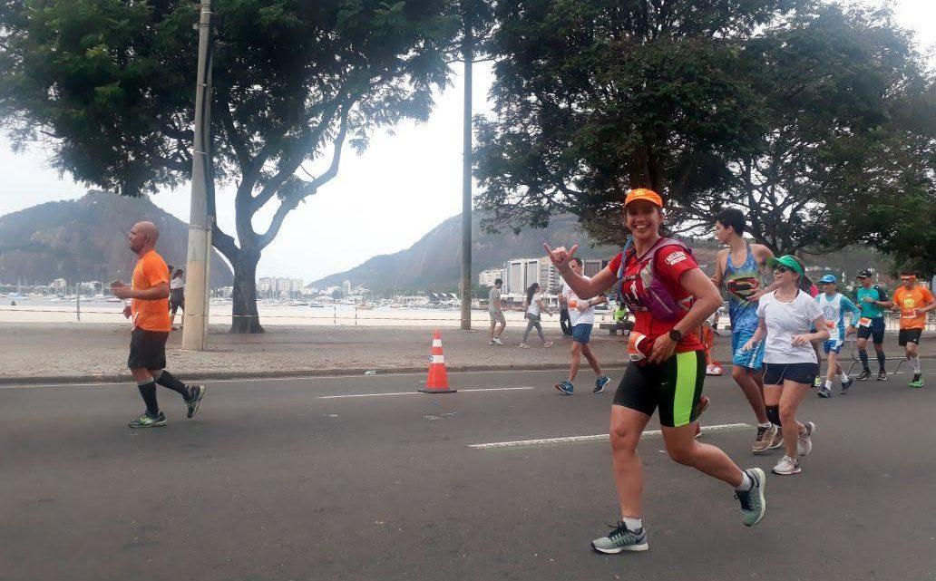 Há seis anos Marli Souza aceitou o desafio de se desafiar. Na Maratona do Rio ela vai escrever mais um capítulo desta história