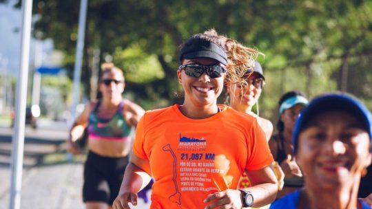 Mayara Correa Lima celebra um ano sem lesões em sua terra natal, no Capixaba de Ferro